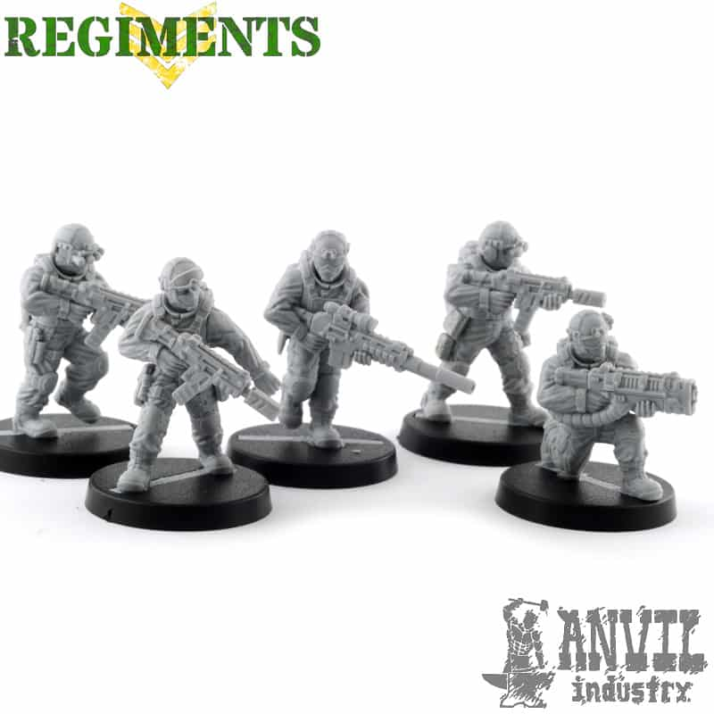Proxy Wars – Adding Variation To Your Army Through Proxies