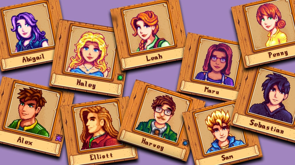 Who Should I Marry In Stardew Valley