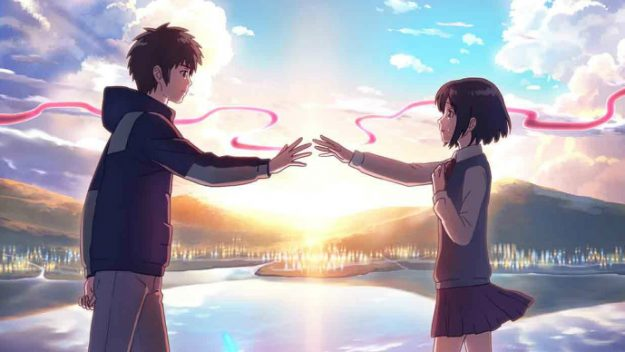 Your Name 2016 Why Western Culture Doesn T Get Animation The Game Of Nerds