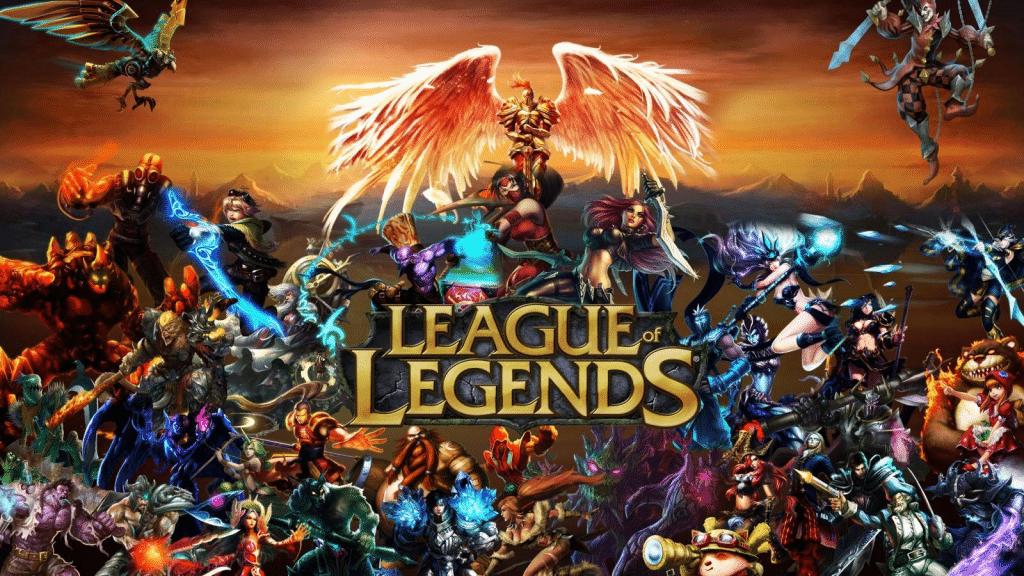 Leagueof Legends